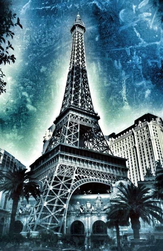Eifelturm in Las Vegas