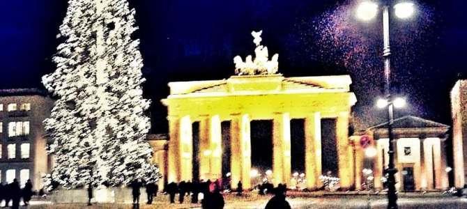 Frohe Weihnachten – Bilder aus der Hauptstadt