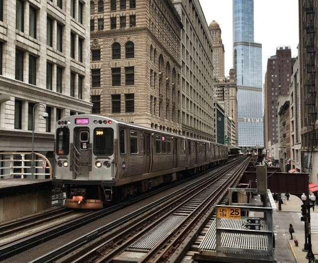 Chicagos L – die berühmteste Hochbahn der Welt