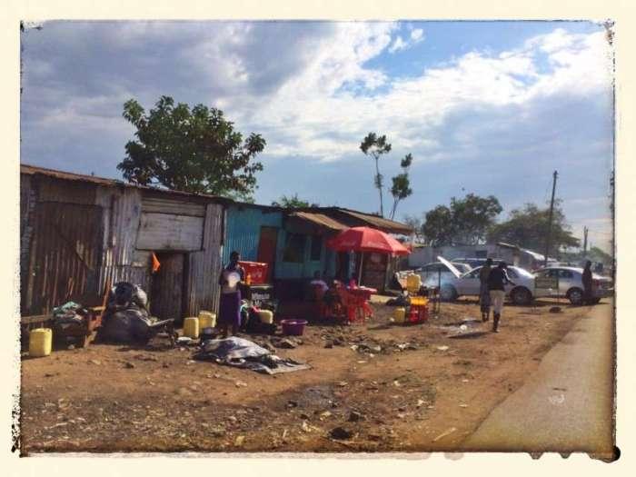 Slums von Kisumu