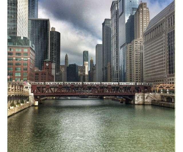 Schiffstour durch Chicago