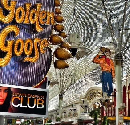 Das alte Las Vegas und Vegas Vic