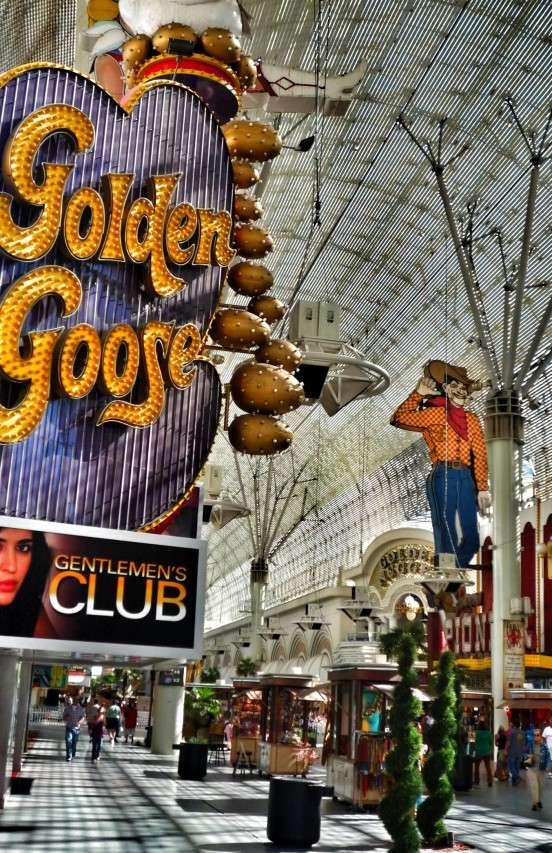 Das alte Las Vegas