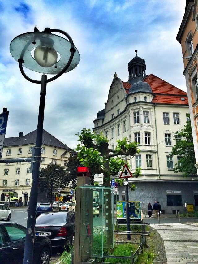 Gründerzeit-Gebäude am Borsigplatz