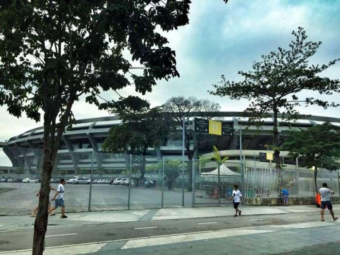 Das Maracana-Stadion