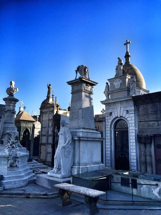Friedhof de Recoleta