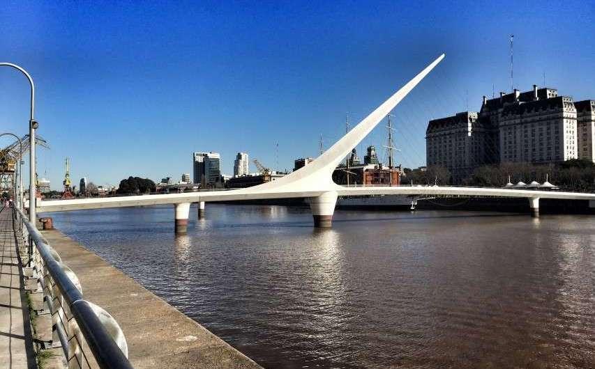 Puerto Madero – der alte Hafen in Buenos Aires