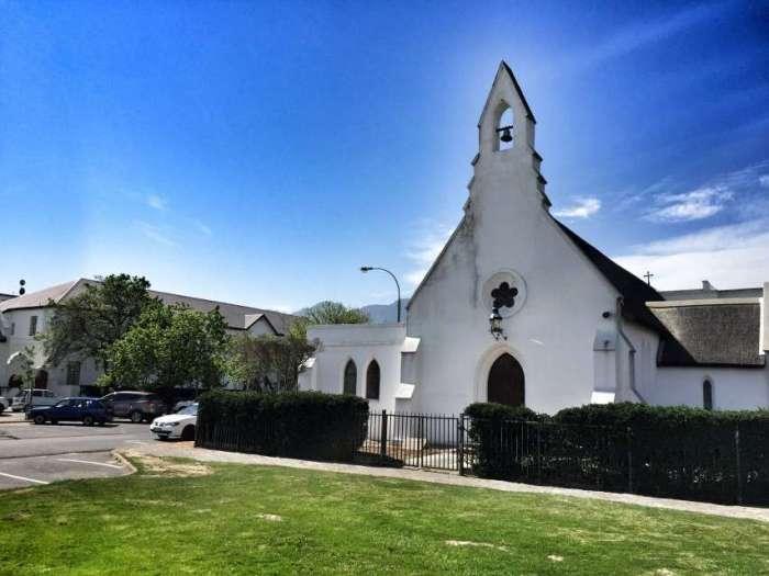 St. Marys - Kirche in der historischen Innenstadt