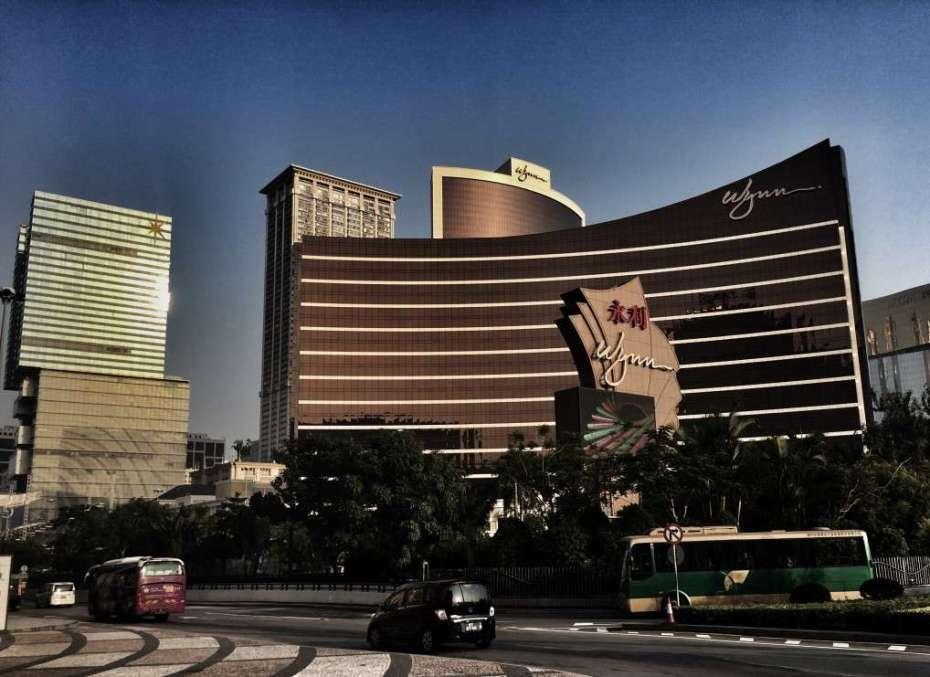 Das Wynn-Casino