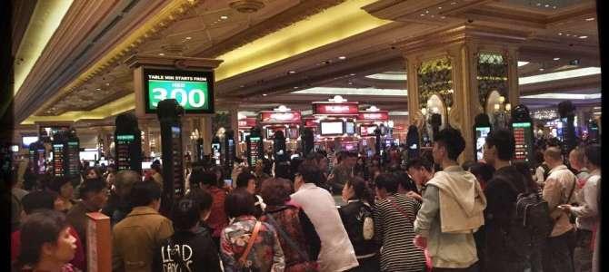 Macau – das chinesische Las Vegas