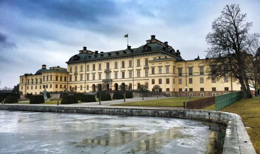 Schloss Drottningholm – Wohnsitz der königlichen Familie
