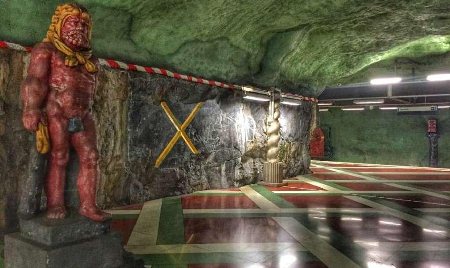 Stockholms schönste Metro-Station: Kungsträdgården