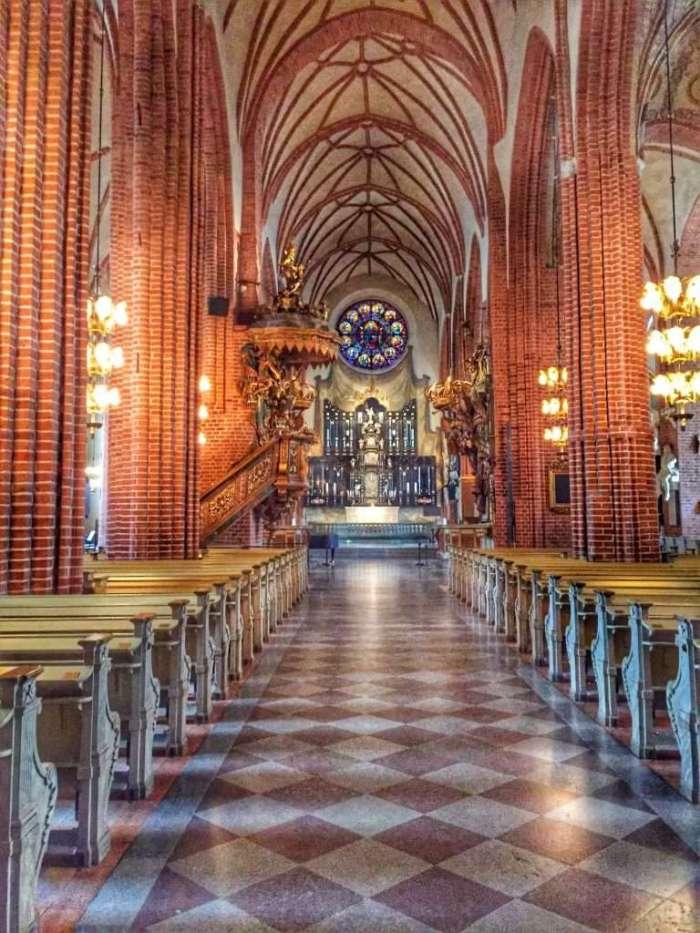 St. Nikolai - die Krönungskirche der schwedischen Könige