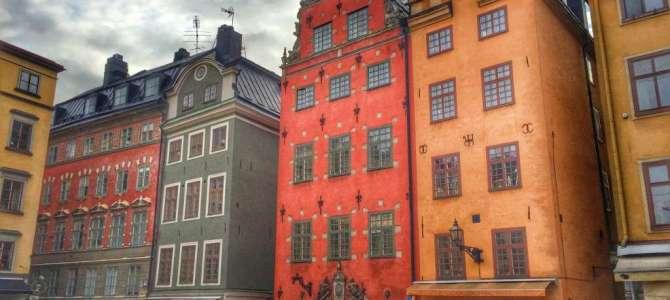 Gamla Stan – Stockholms Altstadt