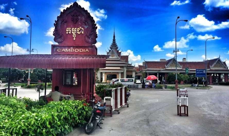 Visum und Kriminalität in Kambodscha