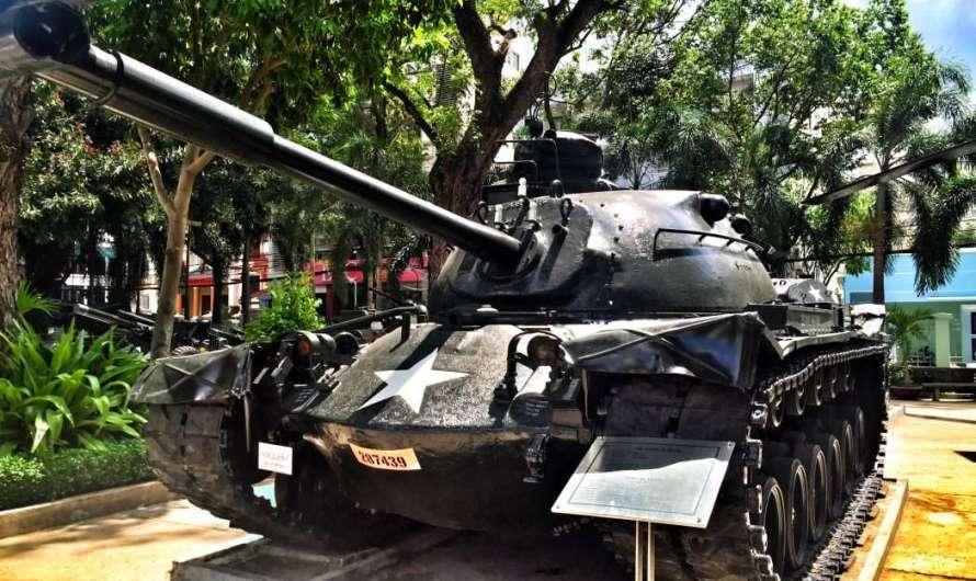 Museum zum Vietnamkrieg in Saigon