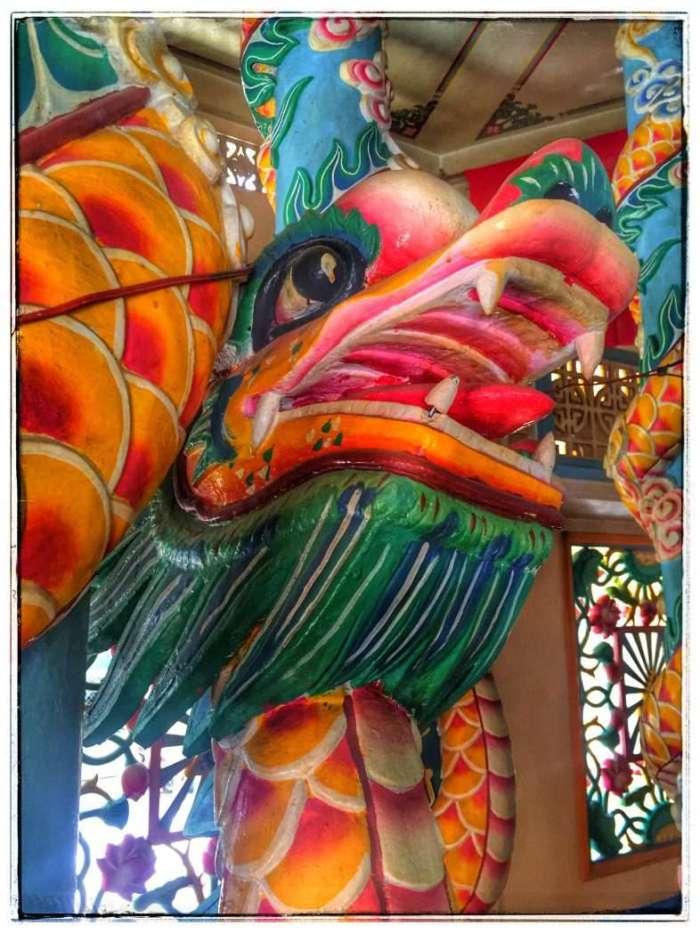 Drachen im Gotteshaus