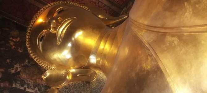 Wat Pho und der liegender Buddha