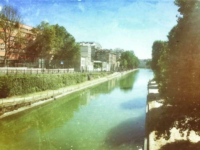 Der Kanal Saint Martin