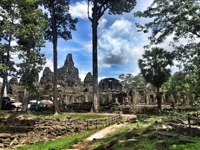 Tempel von Angkor Thom