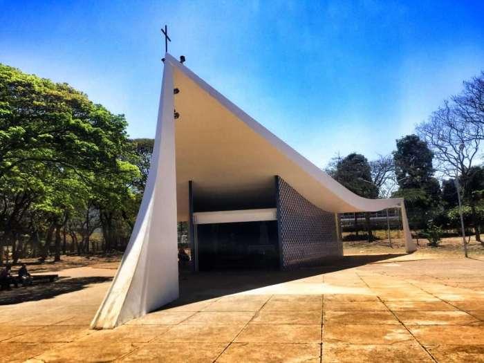 Die kleine Fatima-Kapelle