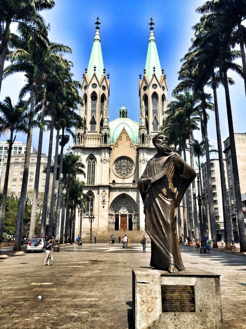 Die Kathedrale da Sé