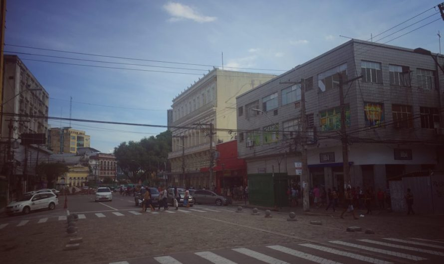 Manaus – zwischen Faszination und Kriminalität