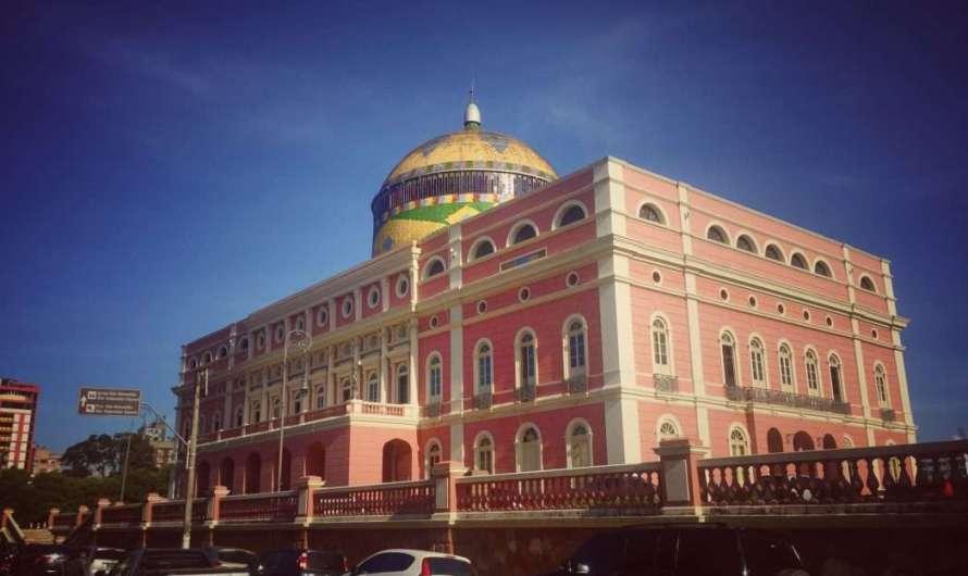 Manaus und das Opernhaus mitten im Urwald