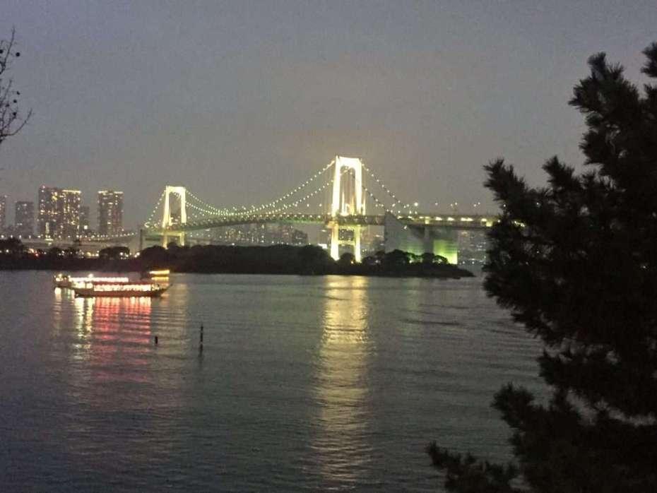 Die Rainbow Bridge