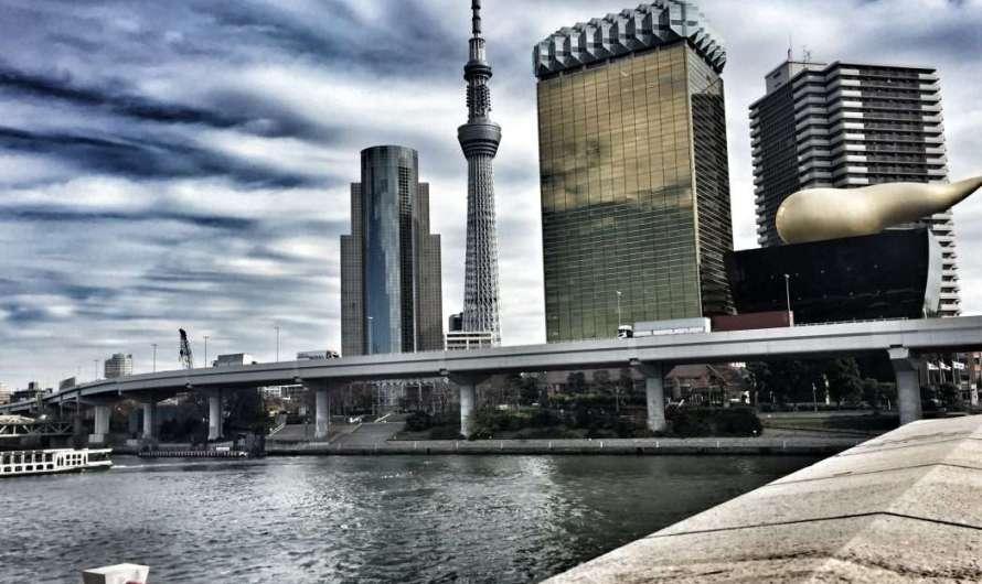 Tokyo Skytree – der höchste Fernsehturm der Welt