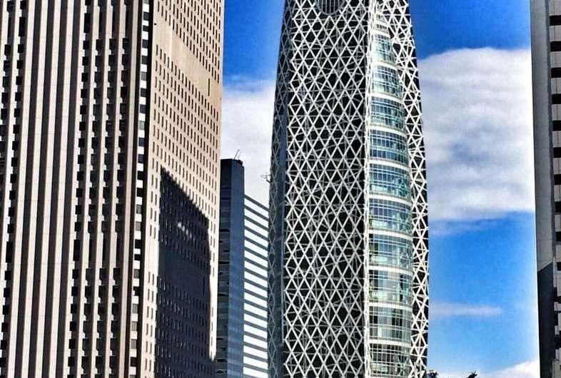Tokios schönstes Hochhaus: Der Mode Gakuen Cocoon Tower