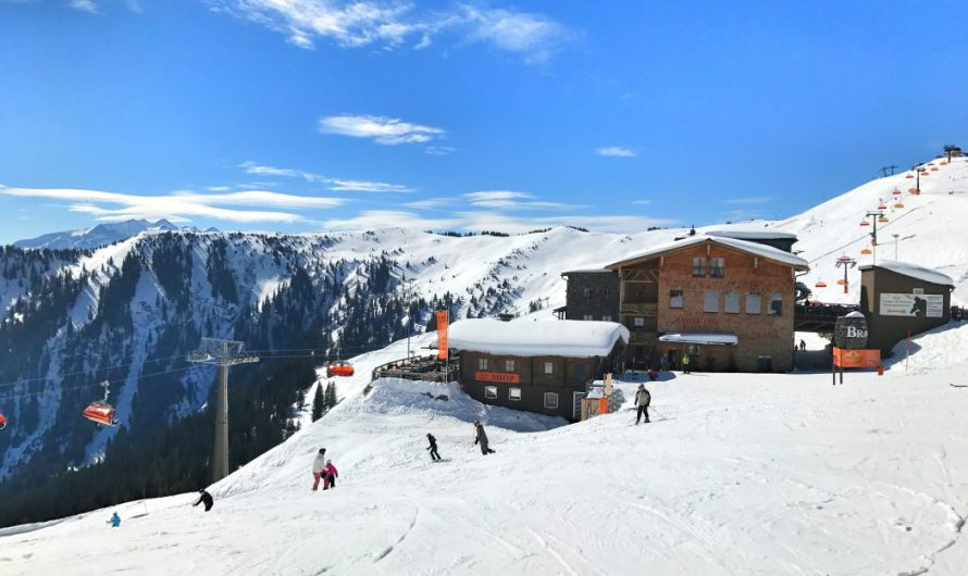 Saalbach-Hinterglemm – größtes Skigebiet Österreichs