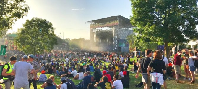 BBK Live – Open Air in Bilbao