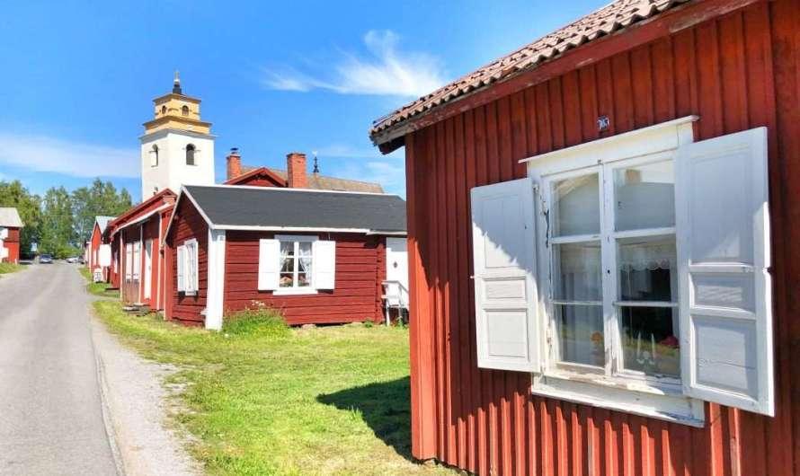 Gammelstad – das Kirchendorf in Schweden