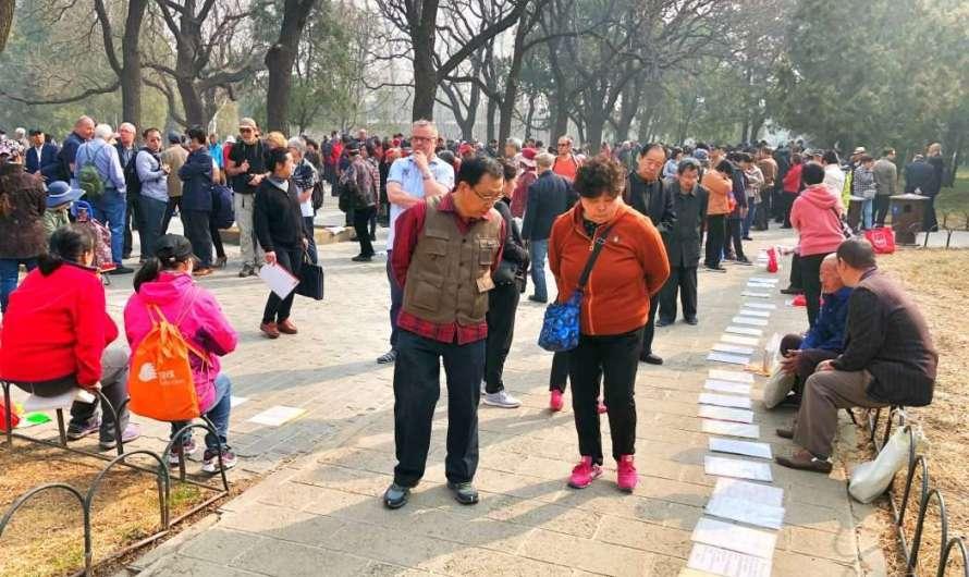 Singles und Partnersuche in China