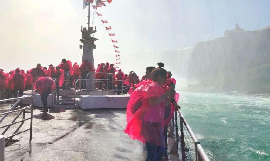 Bootstour Niagarafälle