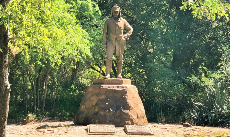 David Livingstone – Entdecker der Victoriafälle?