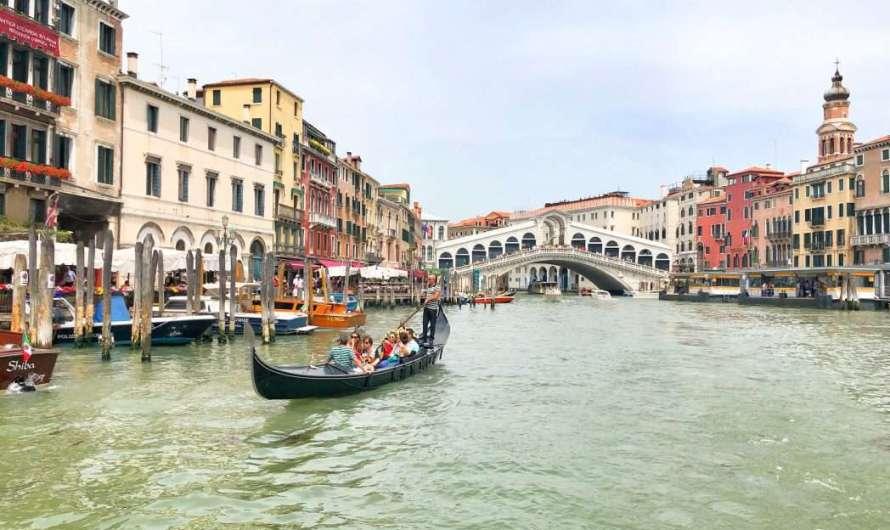 10 Dinge, die Ihr in Venedig unternehmen könnt