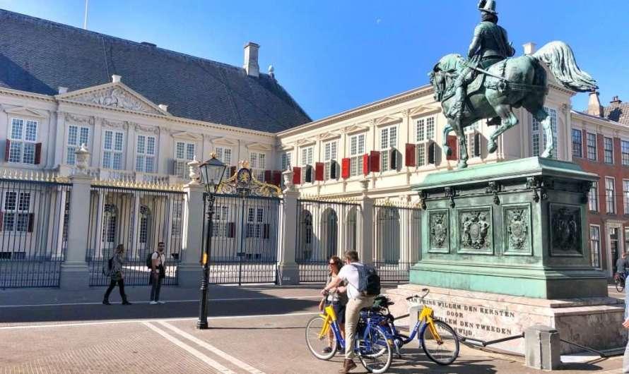 Städtereise nach Rotterdam und Den Haag