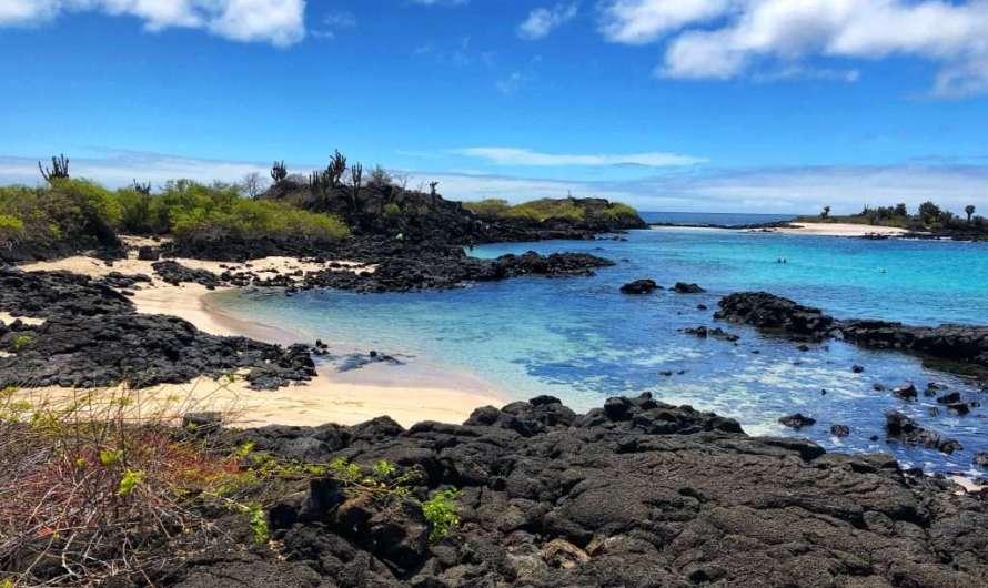 Die kleine Galapagos-Insel Floreana