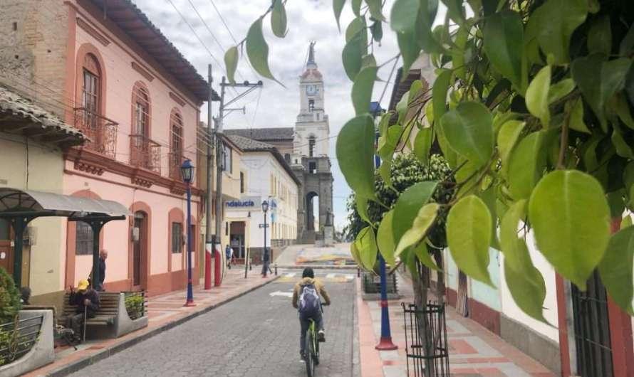 Die Leder-Stadt Cotacachi