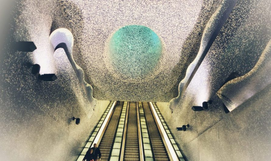 Tour durch die Metro in Neapel