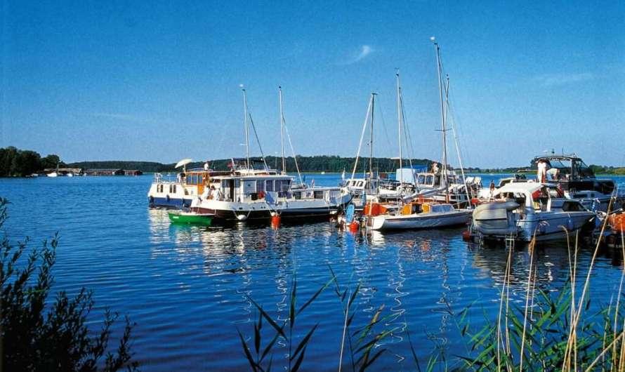 Urlaub am Fleesensee an der Mecklenburgische Seenplatte