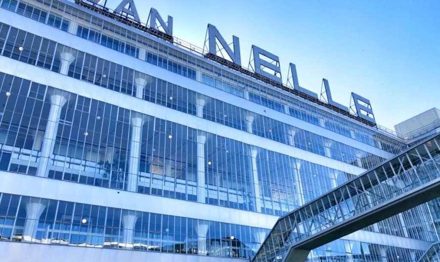 Die Van-Nelle-Fabrik in Rotterdam