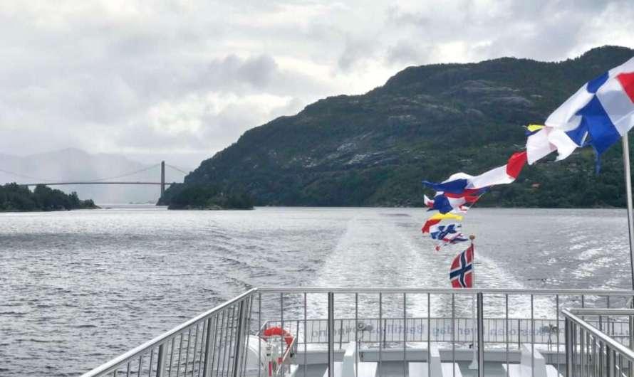 Bootsfahrt auf Fjorden – ab Stavanger
