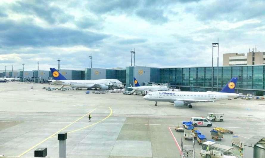 Preiswert Parken am Flughafen Frankfurt