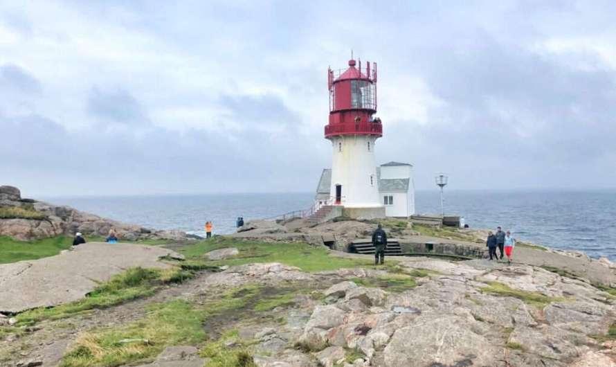 Lindesnes – der südlichste Punkt Norwegens