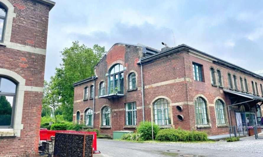 Rheinpreußen – von der Zeche zum Technologiezentrum