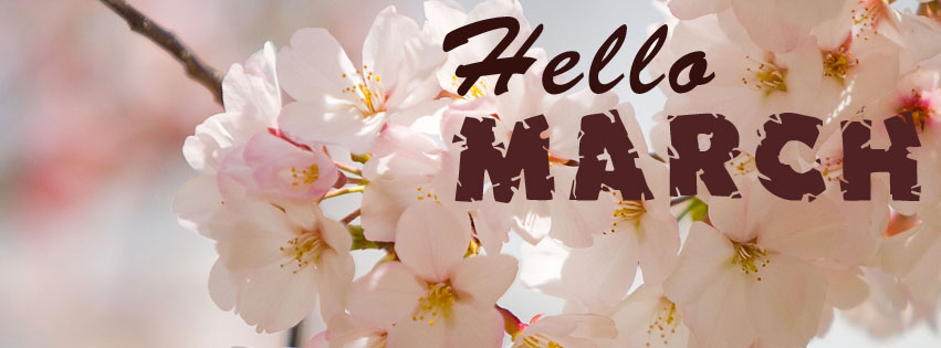 """Résultat de recherche d'images pour """"hello march"""""""