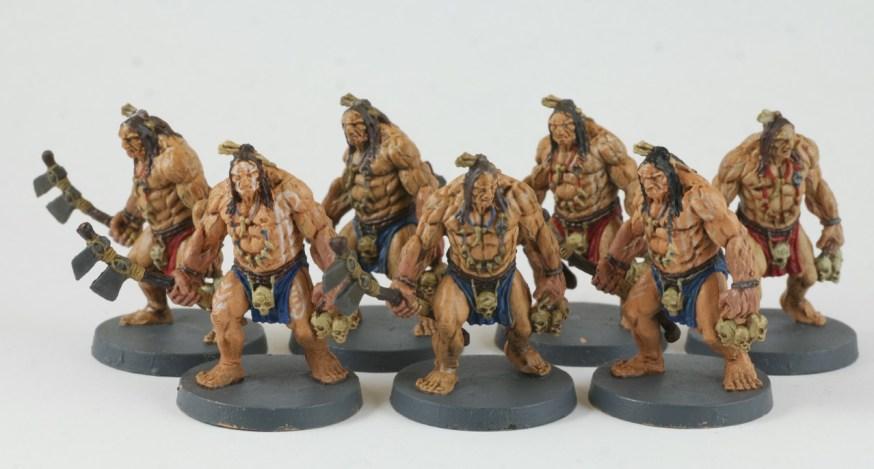 Barbarian flesh, quick shade ou Zombie Shader selon les modeles